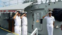 Hải quân Việt Nam và Ấn Độ huấn luyện chung