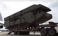 Nga triển khai phà tự hành PMM-2M giúp quân đội Syria vượt sông Euphrates