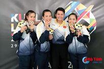 VĐV Pencak Silat Hà Tĩnh giành huy chương vàng Châu Á
