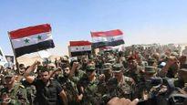 Quân đội Syria đánh IS thảm bại tại chảo lửa Deir Ezzor (video)