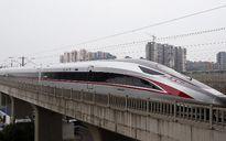 Tàu cao tốc nhanh nhất thế giới chính thức chạy ở Trung Quốc