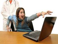 Lạm dụng internet dẫn đến các vấn đề về thần kinh