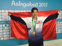 Ánh Viên giành HCV và lần thứ 2 phá kỷ lục AIMAG