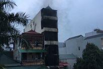 Cháy nhà ở Hà Nội: Ám ảnh lời kêu cứu yếu ớt, tuyệt vọng của 2 bé gái