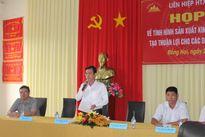 Dự án BOT lùm xùm liên quan Phó Bí thư Tỉnh ủy Đồng Nai