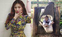 Sao Hàn 25/9: Hyun Ah mặc kín vẫn gợi cảm, Dara khoe trình 'diễn sâu'