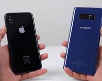 """Note 8 nhiều tính năng """"áp đảo"""" iPhone X, nhưng có hữu dụng hơn?"""