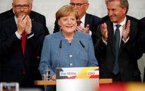 Bà Merkel trúng cử Thủ tướng, đảng cực hữu trở lại Quốc hội Đức