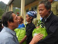 Quảng Bình hỗ trợ đồng bào 'đòi trở lại hang đá'