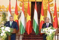 Hungary muốn xây dựng quan hệ đặc biệt với Việt Nam
