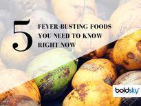 Nên ăn loại thực phẩm nào khi bị sốt virus?