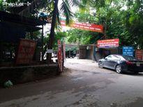 'Năm lần bảy lượt' xử phạt, bãi xe không phép ngõ 106 Hoàng Quốc Việt vẫn tồn tại
