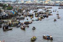Đồng bằng sông Cửu Long tầm nhìn đến 2100