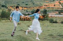 Chuyện tình của cặp đôi nên duyên qua những chuyến đi phượt