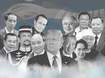 8 tháng Trump và ASEAN 'dò nông sâu, cân nặng nhẹ'
