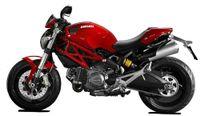 Ducati Monster 659 - đứa con lạc loài