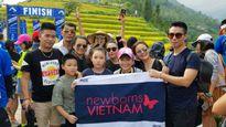 Á hậu Hoàng My cùng 'Nữ hoàng quần vợt' Thùy Dung chinh phục cự ly chạy 21km tại Sapa