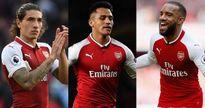 Đội hình dự kiến giúp Arsenal hạ gục nhanh West Brom