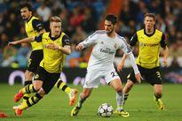 Isco và 'trái đắng' mang tên Dortmund