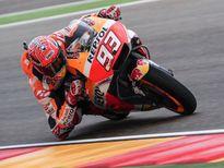 Đua xe MotoGP: Đấu trên sân nhà, 'Bò tót' lập hattrick chiến thắng