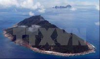 Tàu tuần tra Trung Quốc xuất hiện gần quần đảo tranh chấp với Nhật