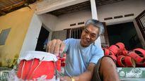 Ông già điếc 40 năm giữ nghề làm trống bỏi cho mùa Trung thu