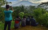 Khiếp sợ núi lửa phun trào tại thiên đường du lịch Bali, gần 50.000 người vội di tản