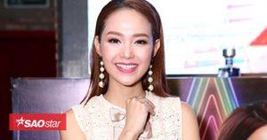 Clip: Minh Hằng khoe giọng hát live không hề tệ trong họp báo ra mắt MV mới toanh