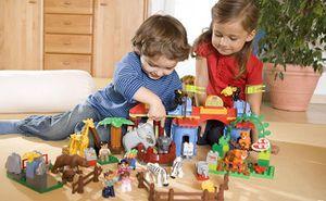 5 loại đồ chơi kích thích trí thông minh của con tăng ầm ầm