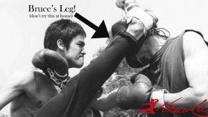 Cả đời huyền thoại võ thuật Lý Tiểu Long chỉ thua một trận