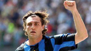 Vieri: 'Inter nên ngừng ngay việc mua cầu thủ tầm trung'