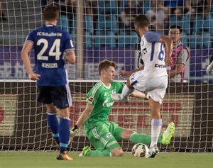 Phung phí cơ hội, Inter Milan suýt ôm hận trước dàn sao trẻ Schalke
