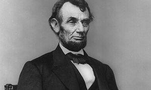 Abraham Lincoln và lá thư ý nghĩa gửi thầy của con trai