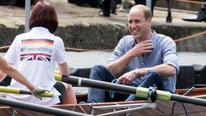 Hoàng tử Anh William vô địch cuộc đua chèo thuyền