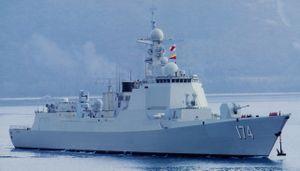 Nga - Trung lần đầu tập trận ở biển Baltic