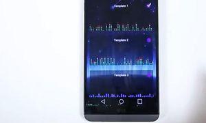 Thủ thuật tạo sóng nhạc trên thanh điều hướng của Android