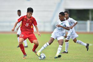 Vượt qua lời nguyền, U.15 Việt Nam đăng quang giải đấu trẻ Đông Nam Á