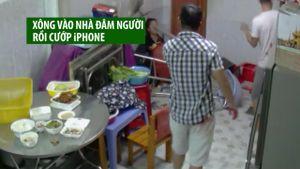 Xông vào nhà đâm nữ gia chủ trọng thương rồi cướp tiền và iPhone