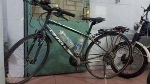 Công an tìm được chiếc xe đạp từng xuyên Việt của cô gái Tây: Nó vẫn nguyên vẹn
