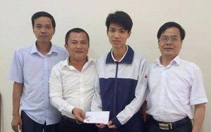 Nam sinh Hà Tĩnh và tấm huy chương vàng Toán quốc tế ngoài mong đợi