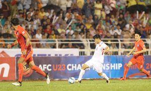 U22 Việt Nam giành vé dự U23 châu Á sau trận thua Hàn Quốc