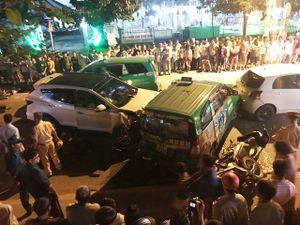 Vụ 13 xe tông liên tiếp, 2 người chết: Tài xế chạy quá tốc độ, lấn làn