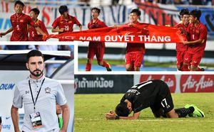 Cầu thủ gục ngã, HLV Thái Lan muốn sớm 'đòi nợ' U15 Việt Nam