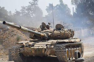 Quân đội Syria sắp giáng đòn mạnh vào phe thánh chiến ngoại vi Damascus