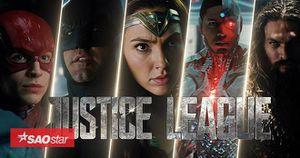 'Chị đại' Wonder Woman rủ rê 'đại gia' Batman và 'đồng bọn' đánh nhau trong trailer 4 phút của 'Justice League'