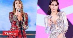 Mỹ Tâm suýt khóc vì fan, Đông Nhi khoe giọng nội lực không kém đàn chị