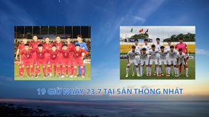 HLV Hữu Thắng nói gì trước trận gặp U.22 Hàn Quốc?