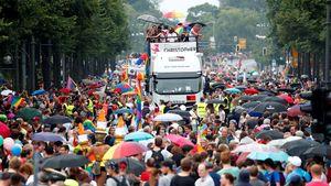 Tuần hành ủng hộ cộng đồng LGBT ở Đức
