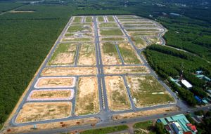 Nhà đất ăn theo sân bay Long Thành liệu có chung cảnh như Nhơn Trạch?