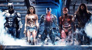 Đội hình Liên minh công lý của Warner Bros. chính thức lộ diện
